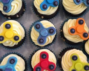 Fidgetspiner_cupcakes