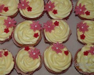 Cupcakes vanilkové