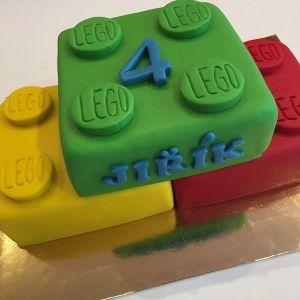 Dort 3D Lego kostky