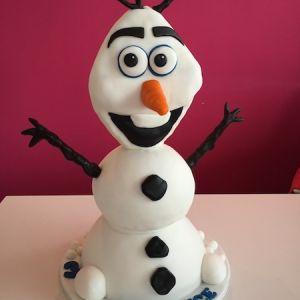 Dort 3D Olaf