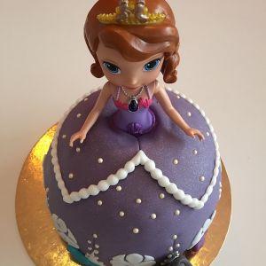 Dort 3D princezna Sofie