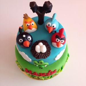 Dort Angry birds 2.p.
