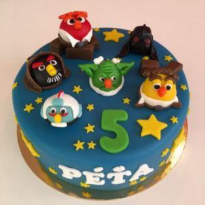 Dort Angry birds - Star wars