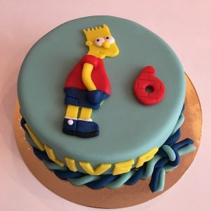 Dort Bart Simpson - Simpsonovi