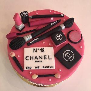 Dort Chanel - šminky - make-up