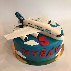 Dort letadlo Airbus A380