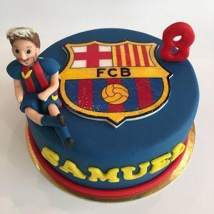 Dort Ronaldo FC Barcelona - fotbal