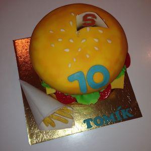 Dort 3D - hamburger