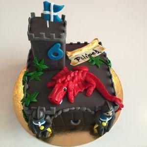 Dort - hrady s drakem