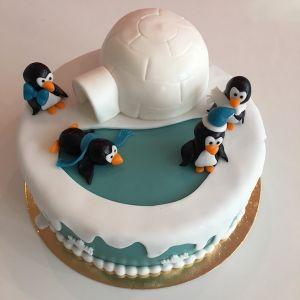 Dort - Iglů a tučňáci