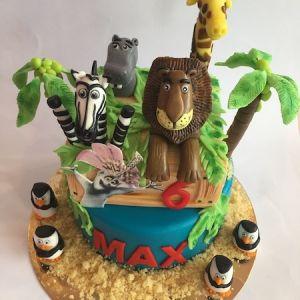 Dort Madagaskar - safari