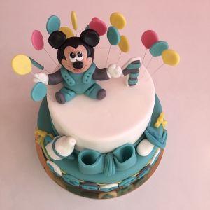 Dort 2.p. baby Mickey a balónky