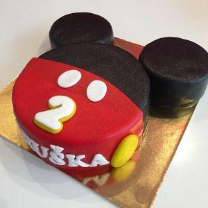 Mickey dort 2D