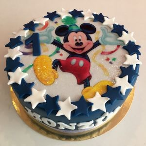 Dort Mickey - jedlý papír