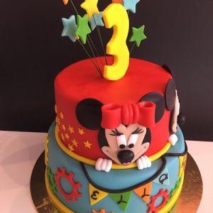 Dort Minnie a Mickey club - Mickeyho klubík