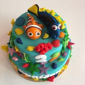 Dort - Hledá se Nemo - moře a Dory