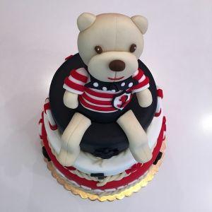 Dort námořník medvídek