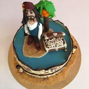 Dort Jack Sparrow - piráti z Karibiku