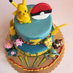 Dort Pokémoni - Pikachu