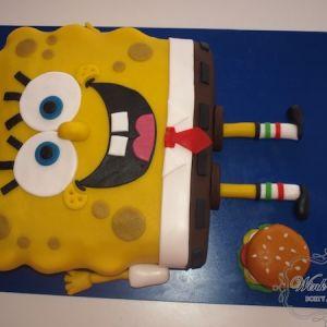 Dort 2D Sponge bob