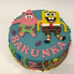 Dort Sponge bob a Patrik