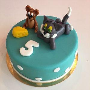 Tom a Jerry dort