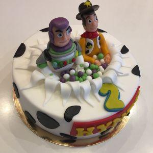 Dort - Toy story  - Buzz rakeťák a kovboj Woody