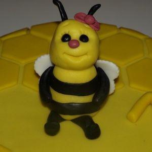 Dort včelička